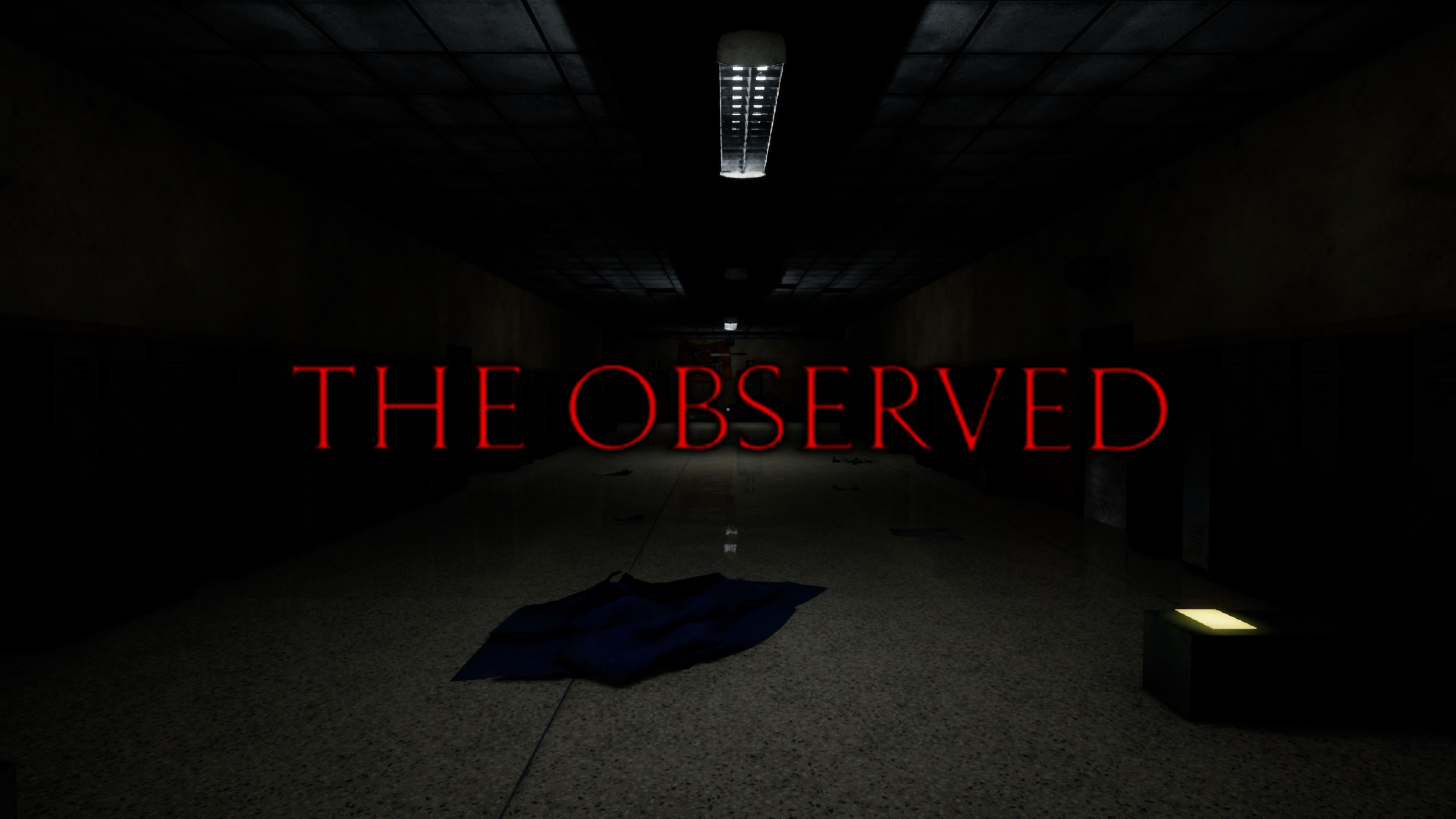 The Observed
