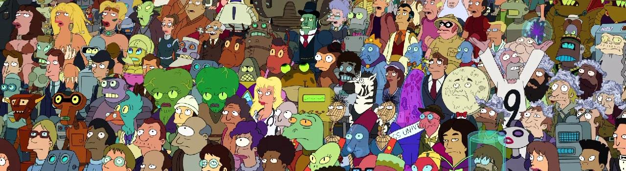 Futurama - Who Said That ?!?