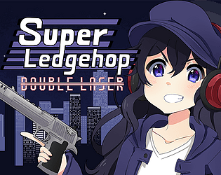 Super Ledgehop: Double Laser [$1.00] [Rhythm] [Windows]