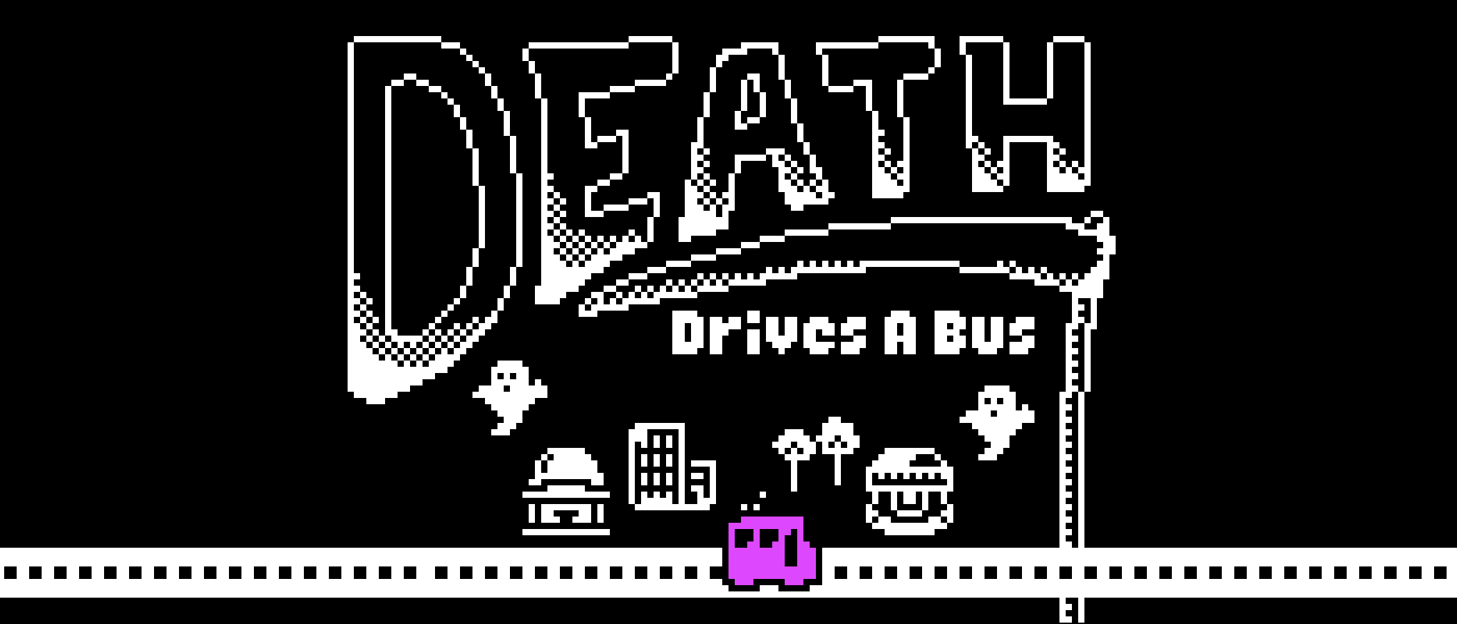 Death Drives A Bus