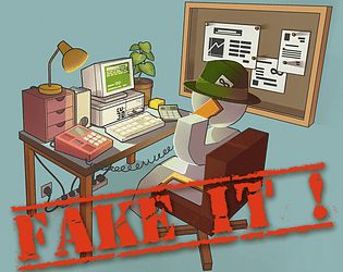 Fake It! [Free] [Strategy] [Windows] [Linux]