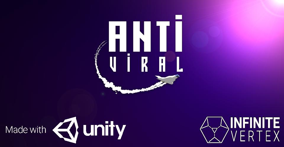 ANTIVIRAL - UoP Game Jam 2020