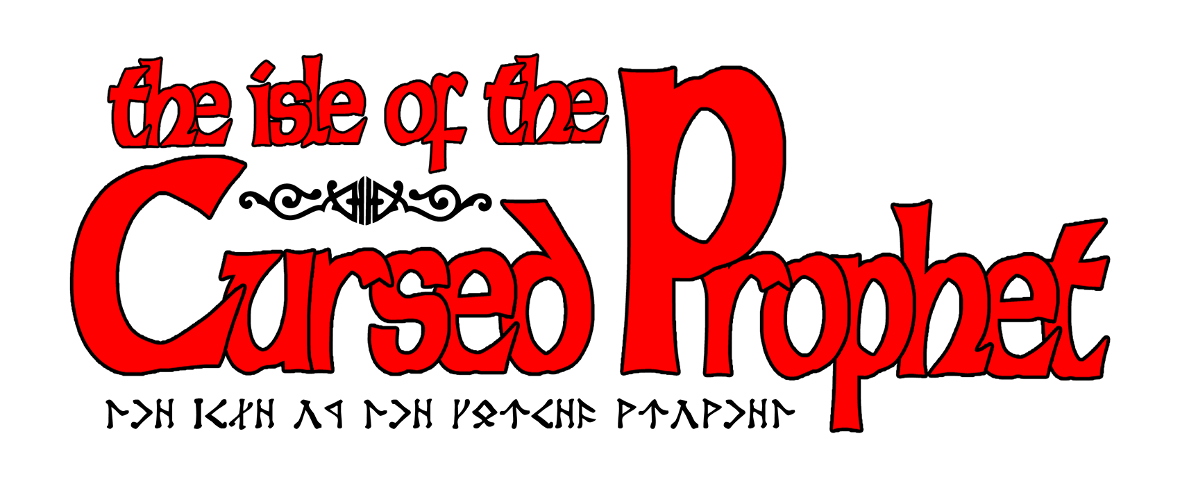 The Isle of the Cursed Prophet (C64)