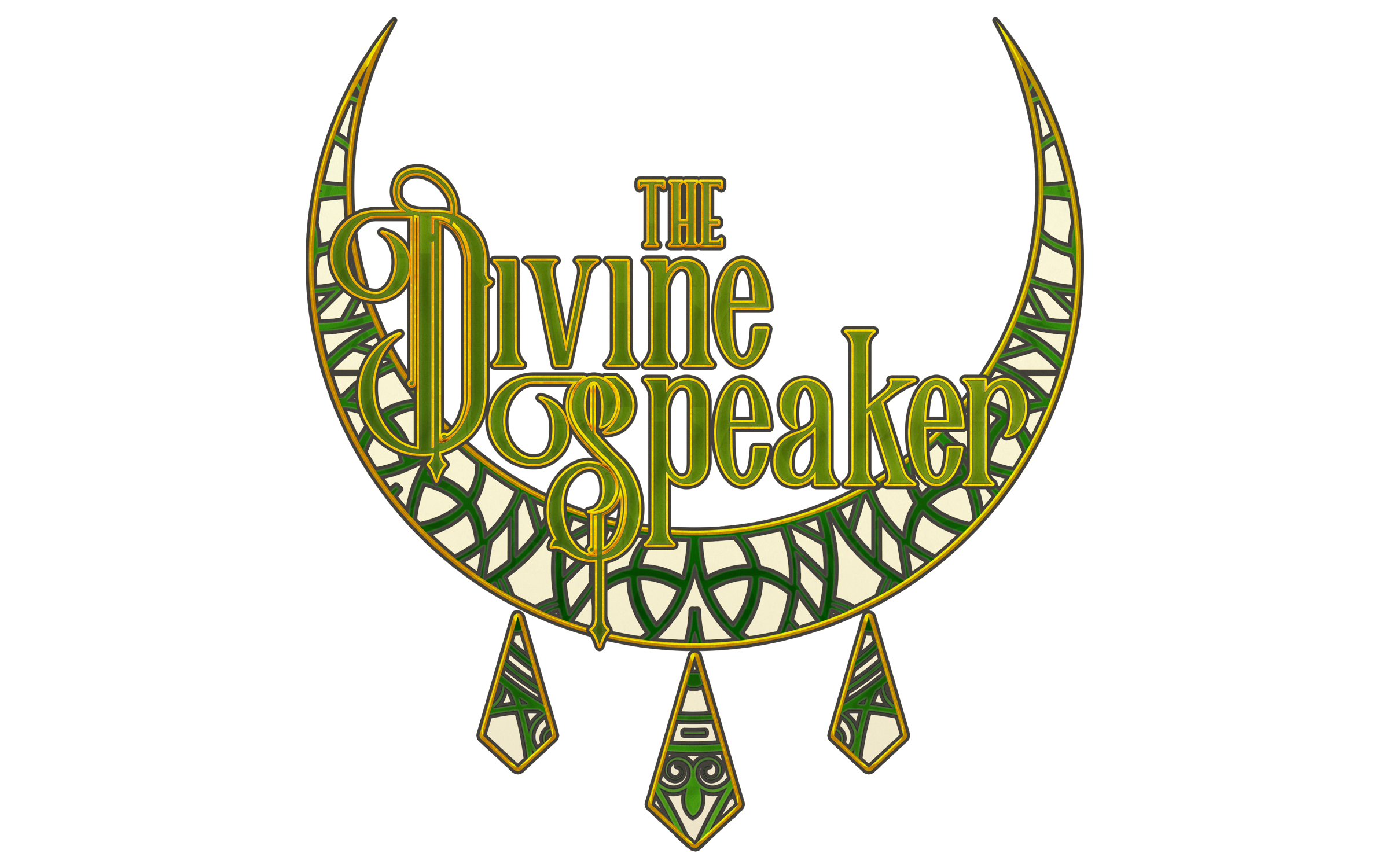 The Divine Speaker By Two And A Half Studios