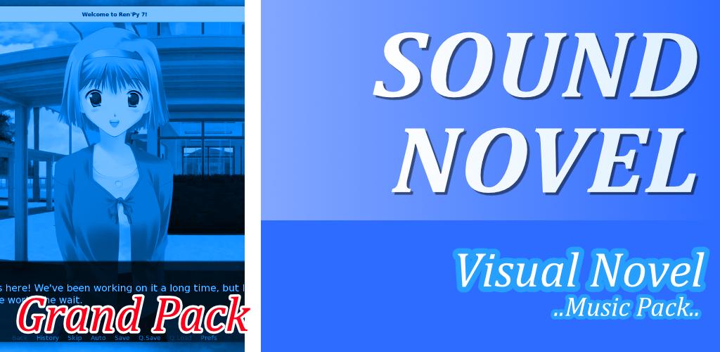 Visual Novel Music Pack // Grand Pack