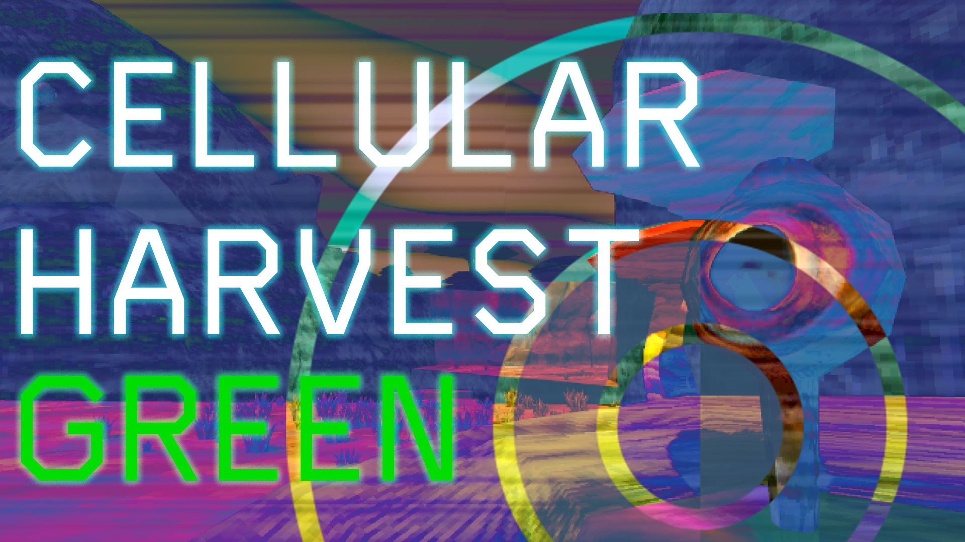 Cellular Harvest: Green