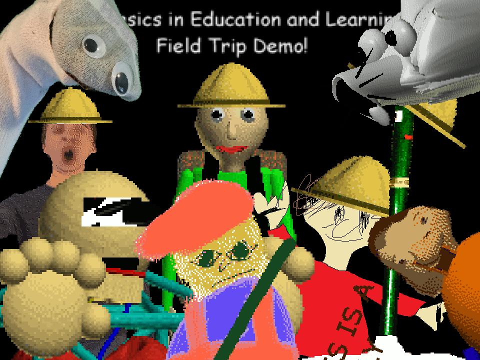 Baldi's Basics Field Trip Plus