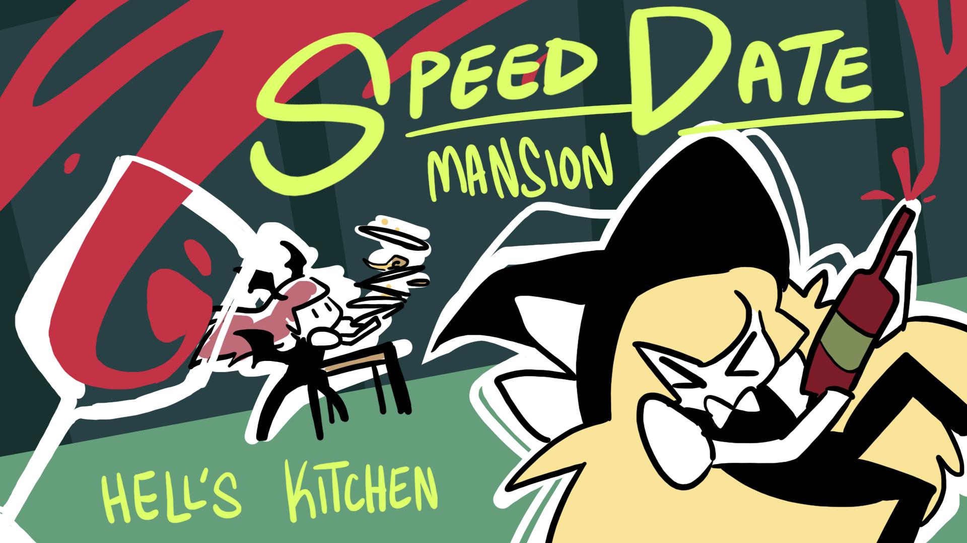 Speed Date Mansion: Hell's Kitchen