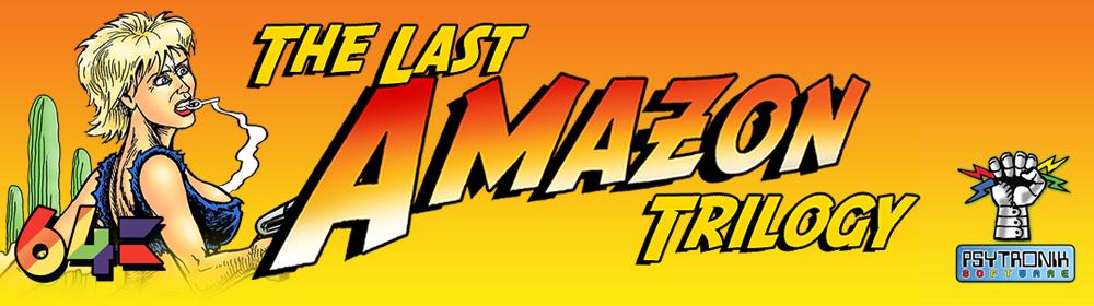 The Last Amazon Trilogy (C64)