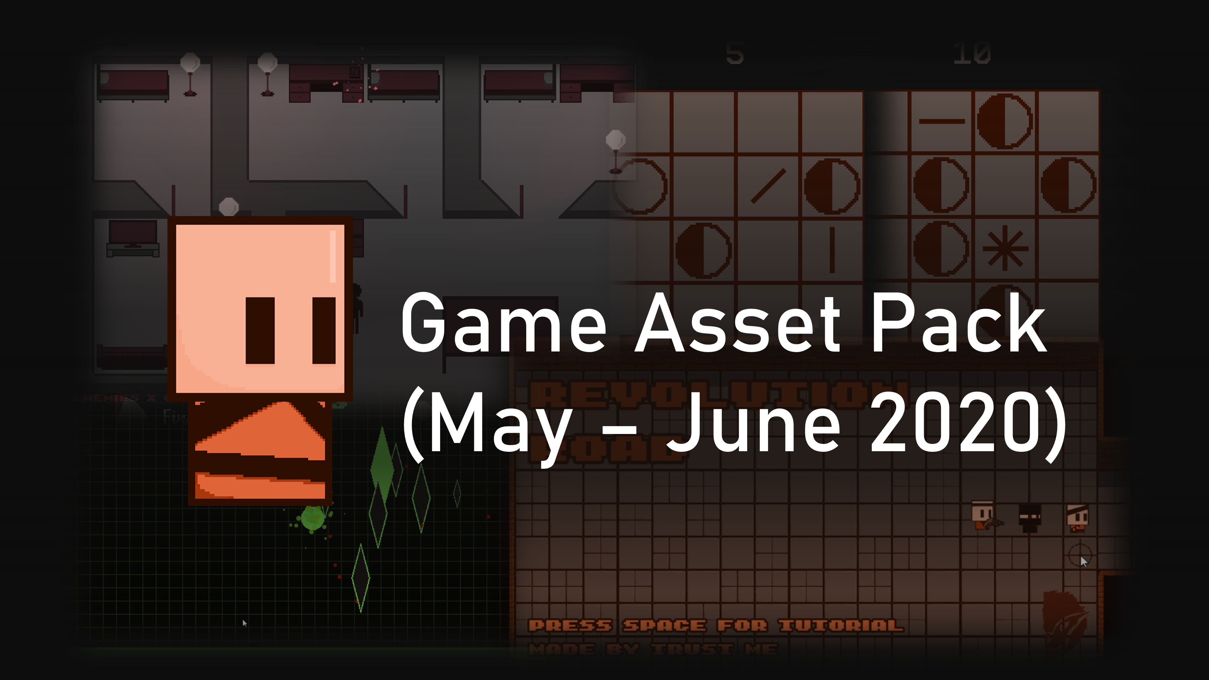 Asset pack (May - June 2020)