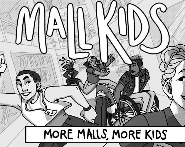 Mall Kids: More Malls, More Kids