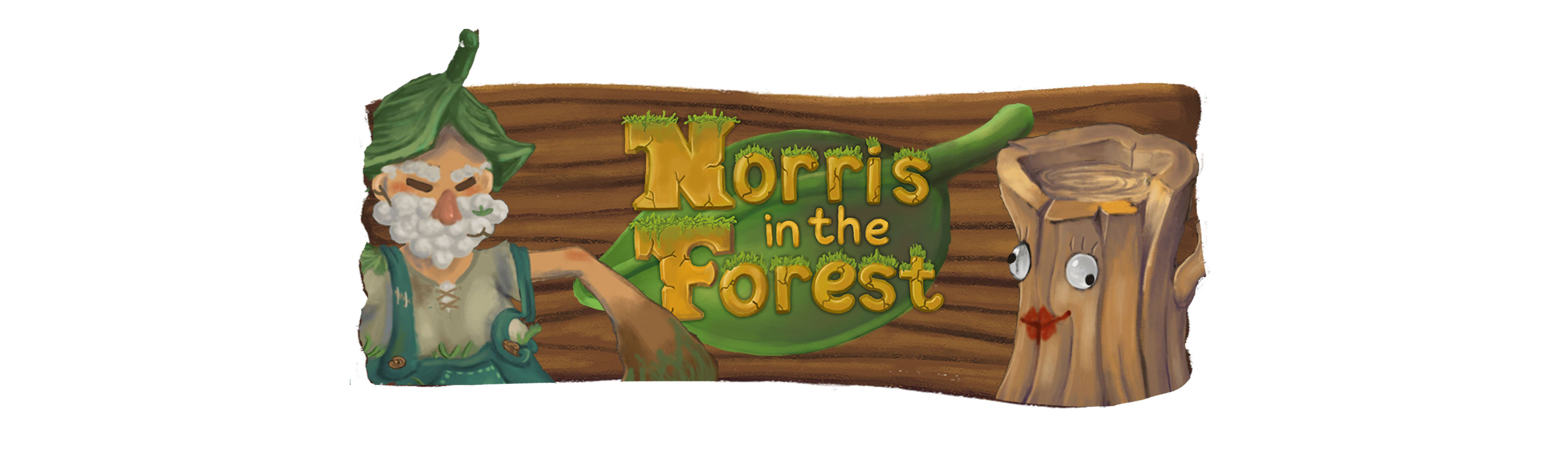 Norris in the Forest