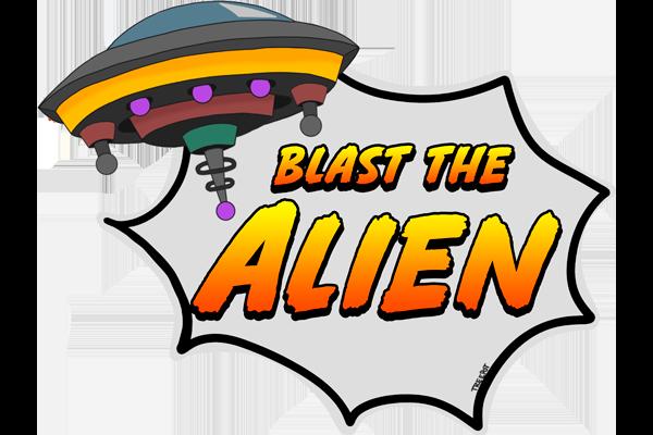 Blast The Alien