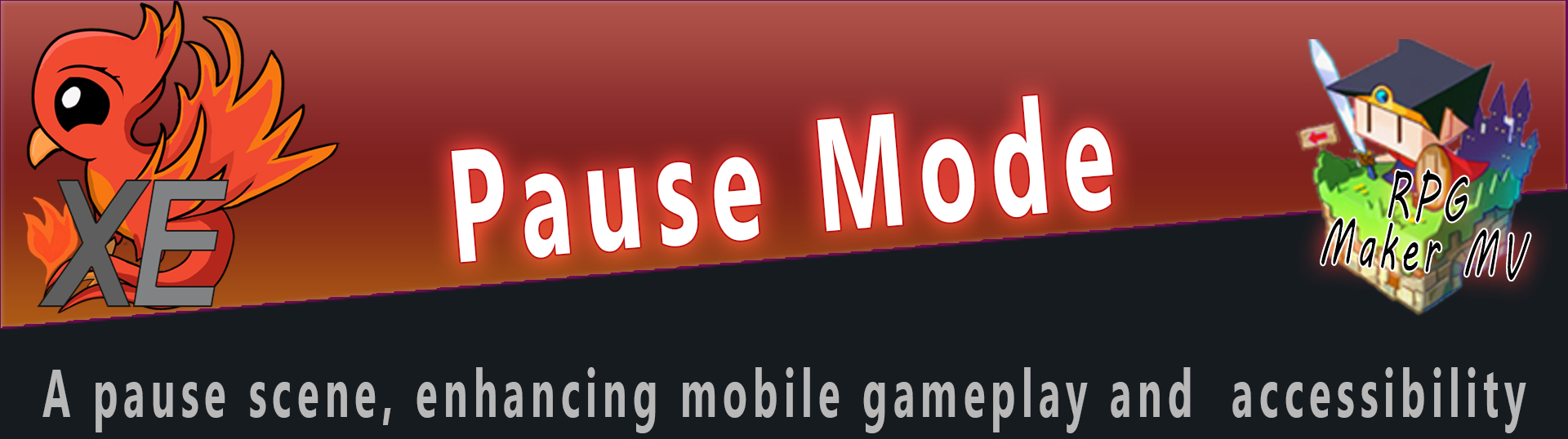 Pause Mode X for RPG Maker MV