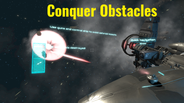Odyssey Conquer Obstacles