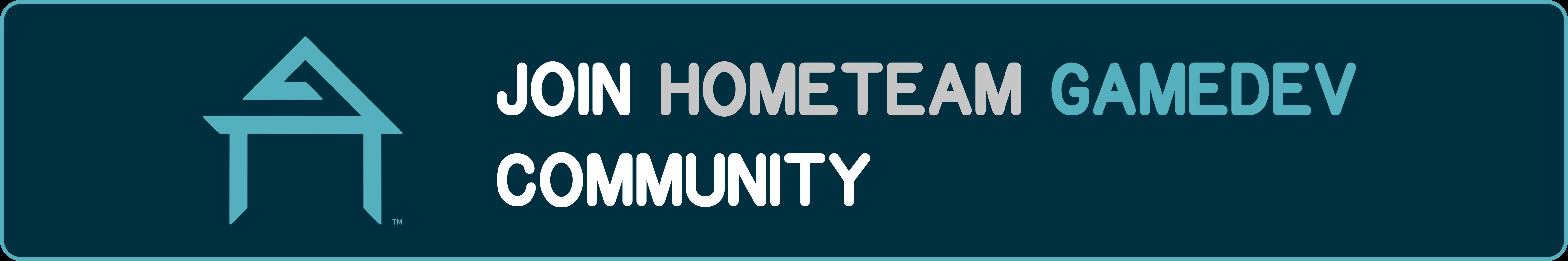 HomeTeam GameDev Community Website