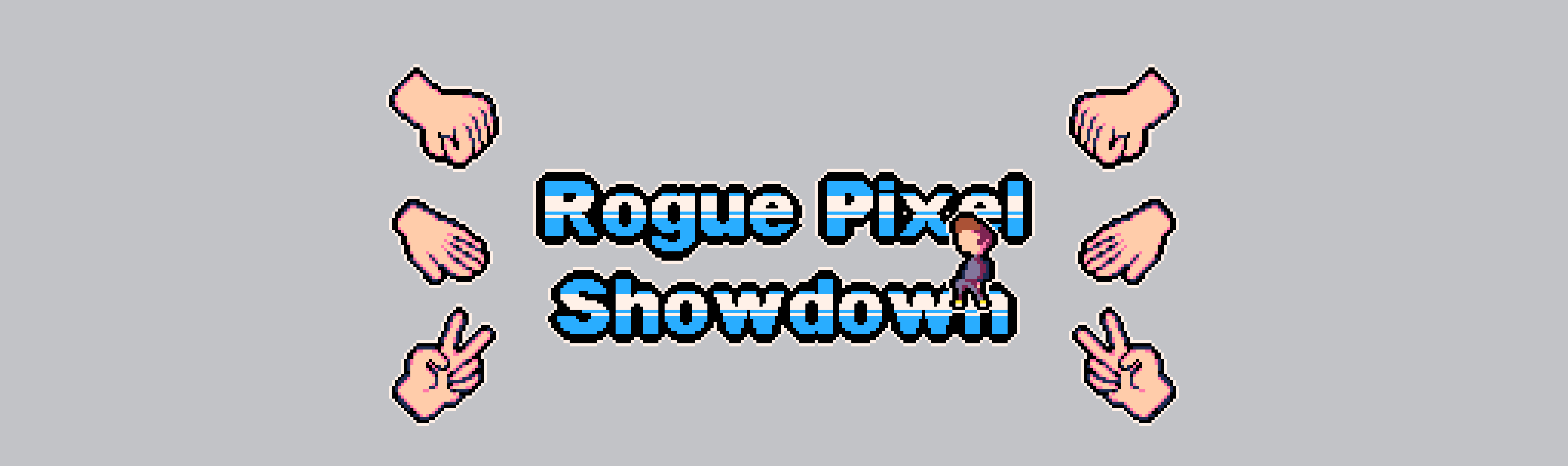 Rogue Pixel Showdown