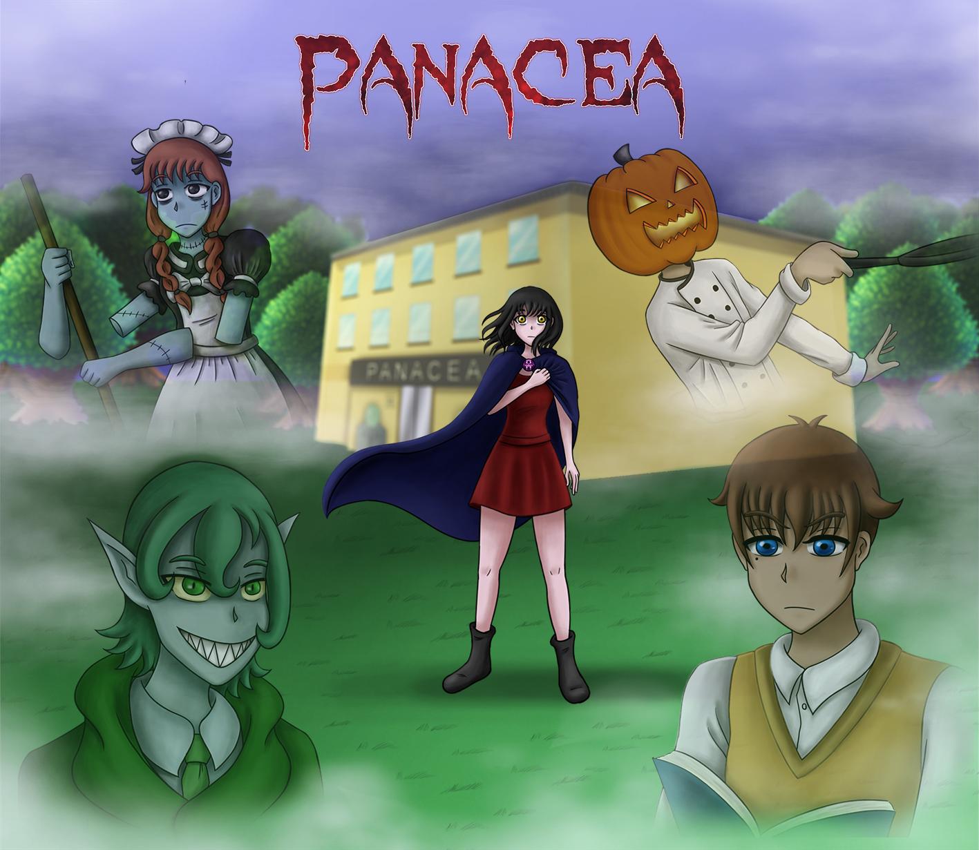 Panacea Promo Art
