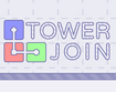 TOWER JOIN - Stacking puzzle game inspired by Tower of Hanoi.