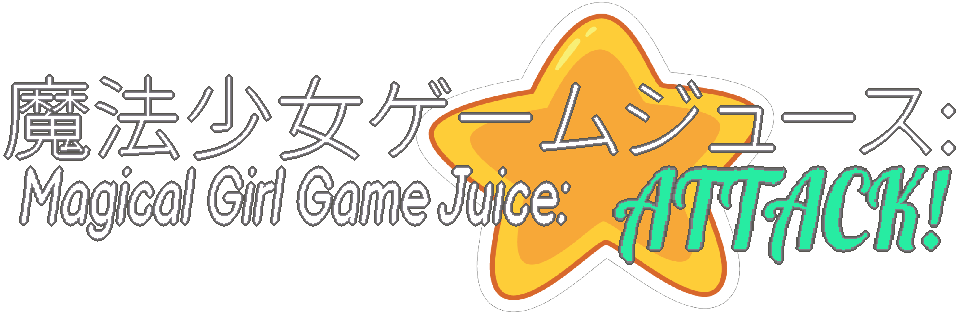 Magical Girl Game Juice: Attack!