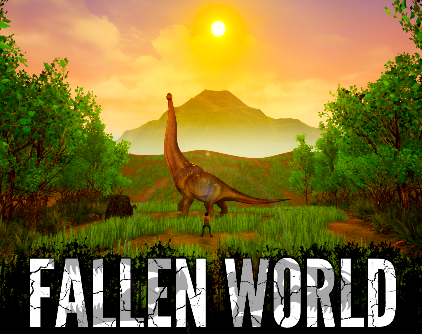 Fallen World (Dinosaur Survival-Horror)