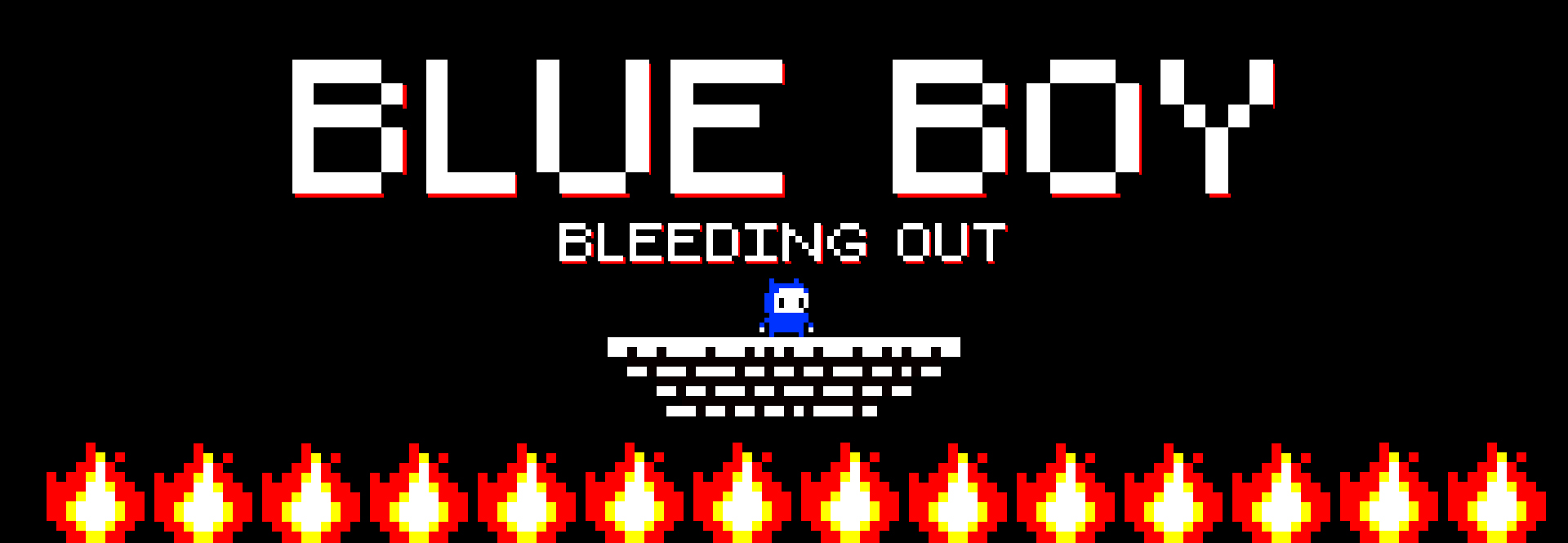 Blue Boy: Bleeding Out