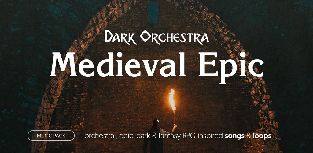 Dark Orchestra : Medieval Epic - music pack