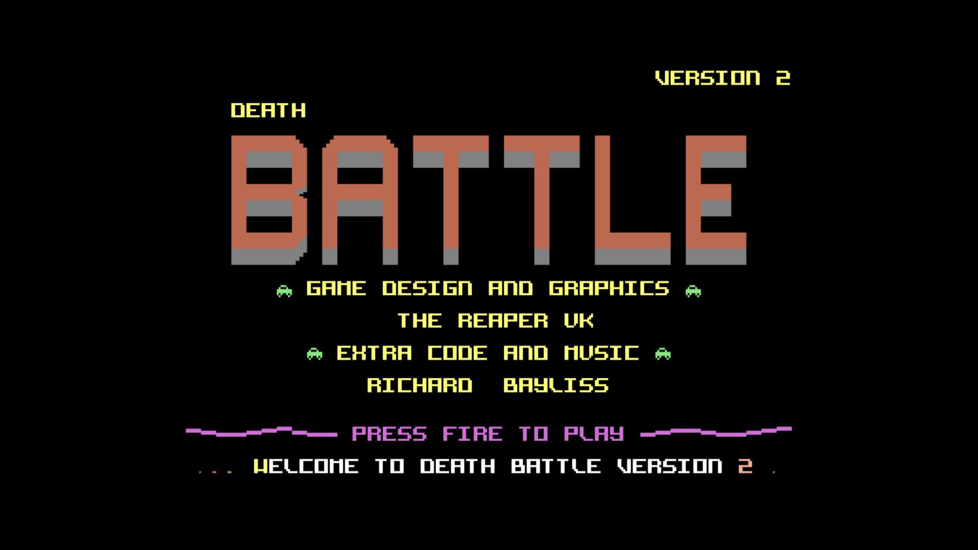 Death-Battle (C64)