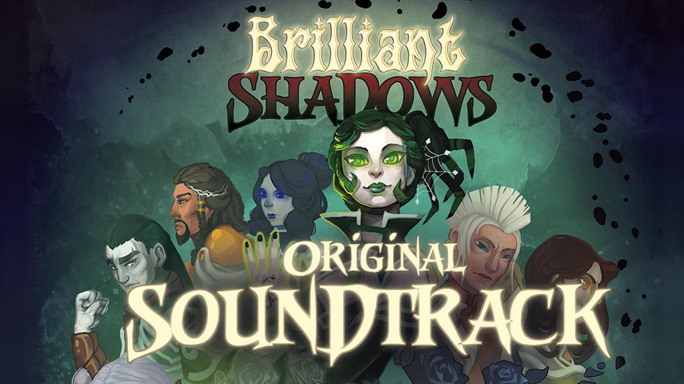 Brilliant Shadows - OST