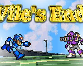 Mega Man-Vile's End