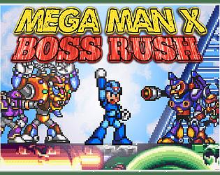 Mega Man-Boss Rush 3