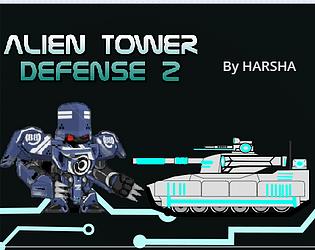 Alien tower defense