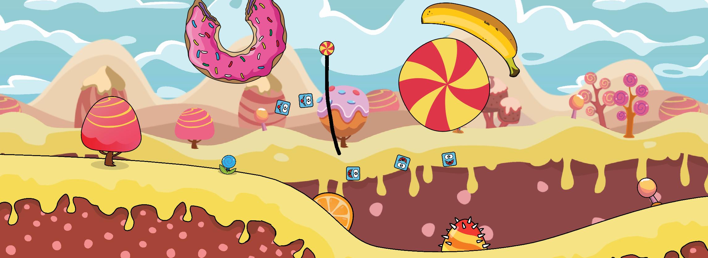 Jelly Splash Adventures