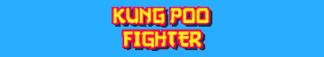 Kung Poo Fighter - PICO-8 version.