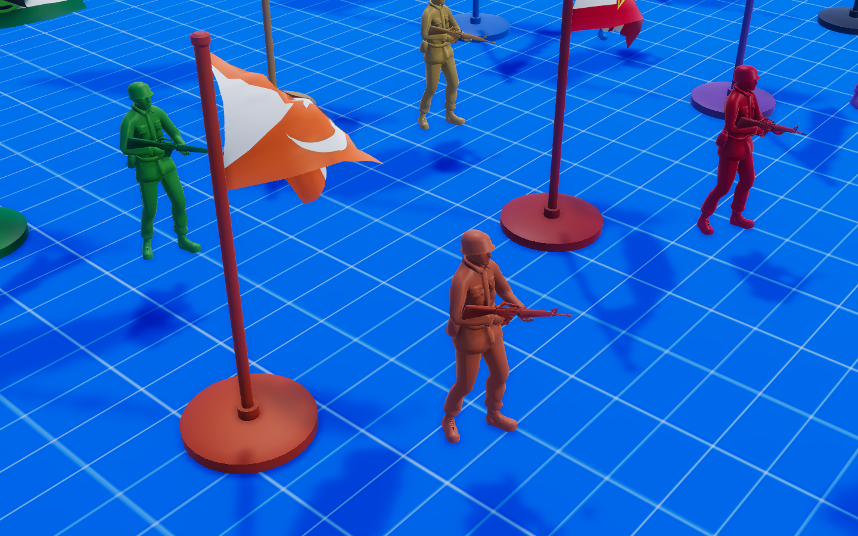 Army Men Orange Nation