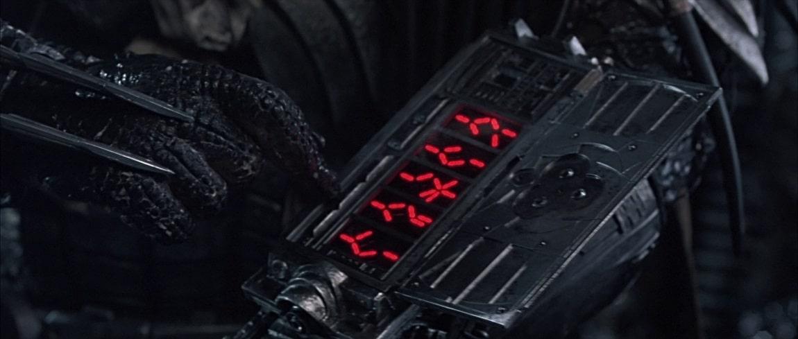 Commodore 64 Predator Clock