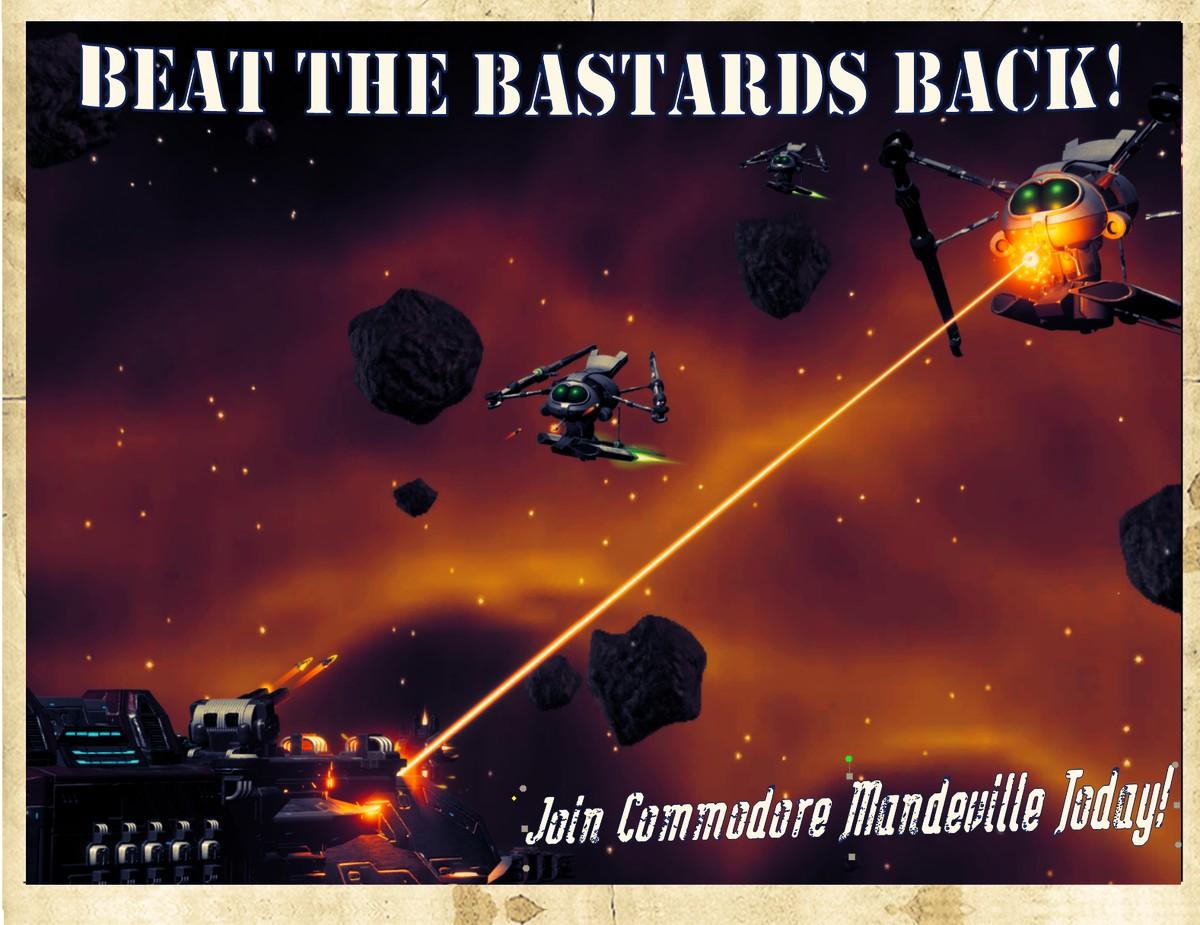 War of The Worlds: Revenge of the Martians