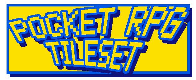 Pocket RPG Tileset