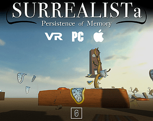 SURREALISTa - Persistence of Memory [Free] [Platformer] [Windows] [macOS] [Android]