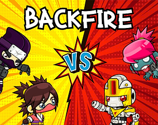 BackFire [100% Off] [$0.00] [Platformer] [Windows]