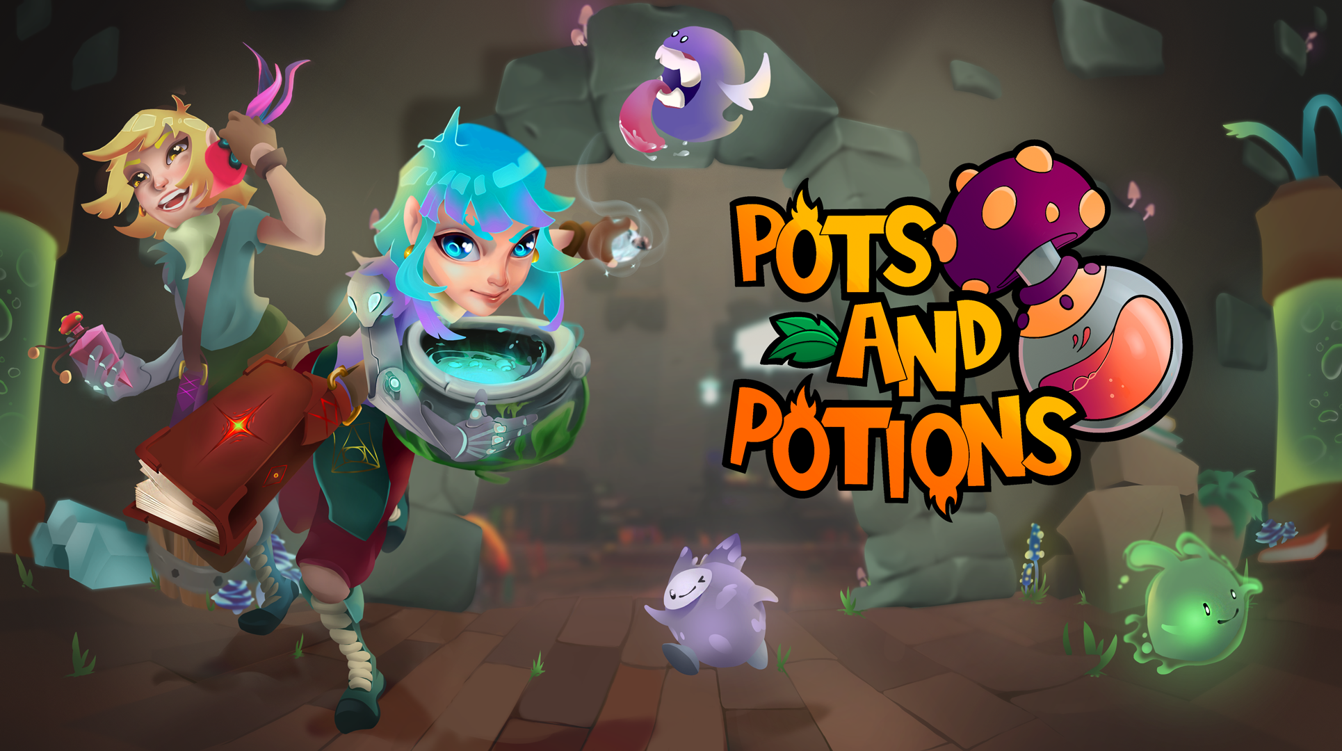 Pots and Potions