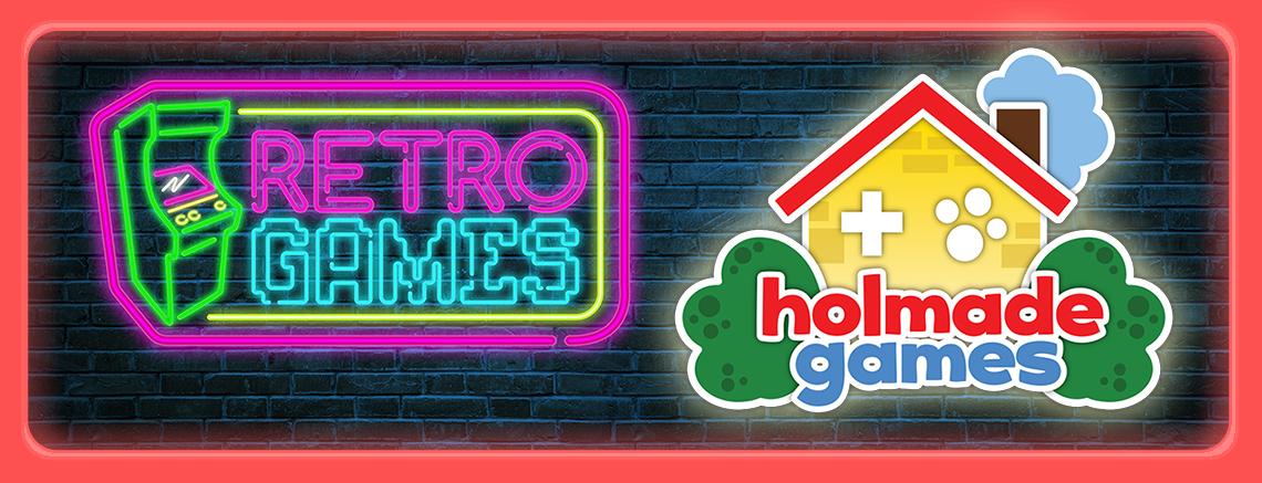 The Holmade Games Arcade