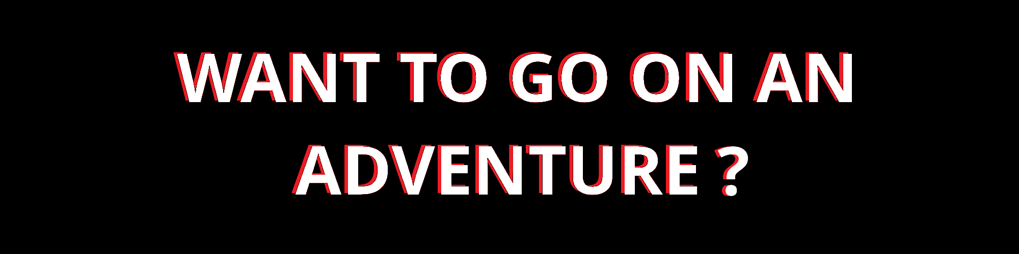 YES/NO adventure game