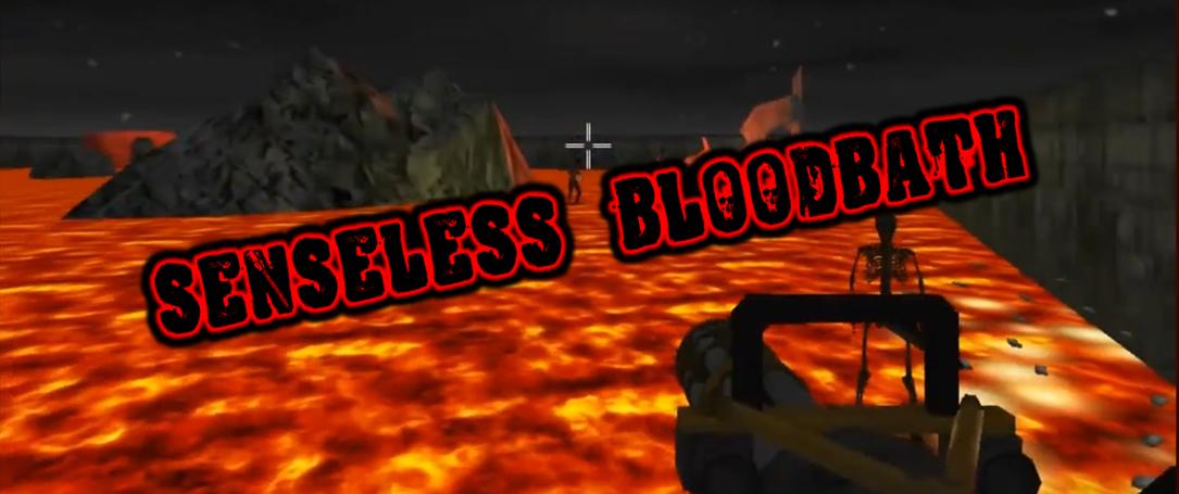 Senseless Bloodbath - Unfair FPSC Game