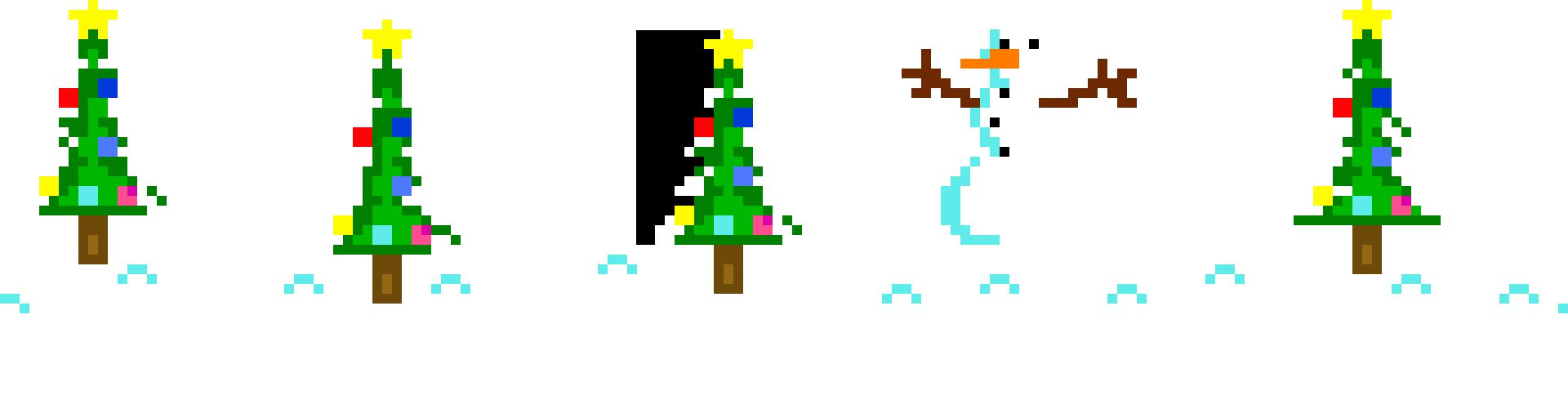 Santa's Daft Delivery