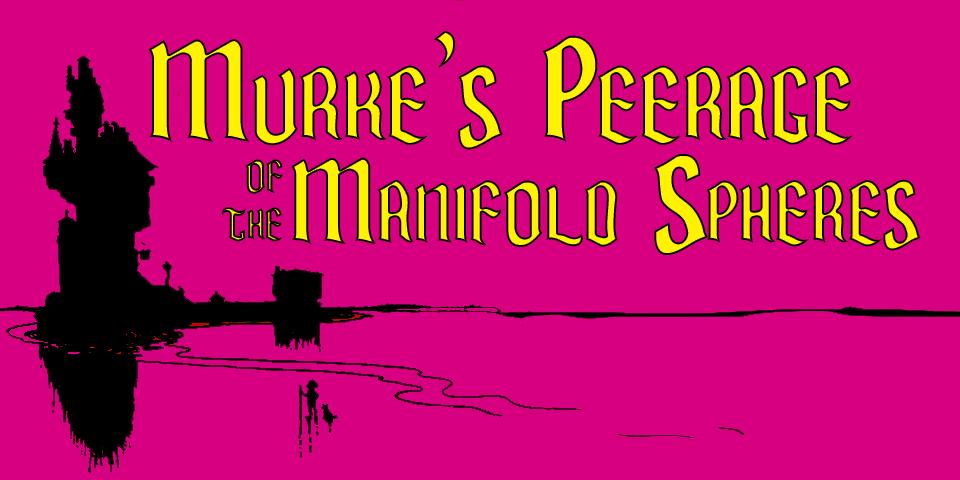 Murke's Peerage of the Manifold Spheres: Volume Scissors Through Widdershins