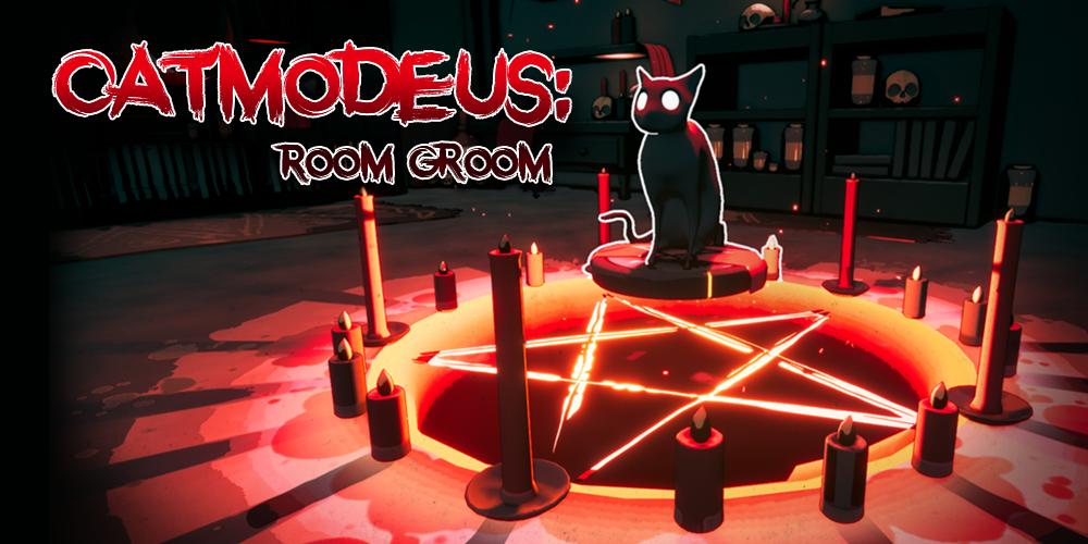 Catmodeus: Room Groom