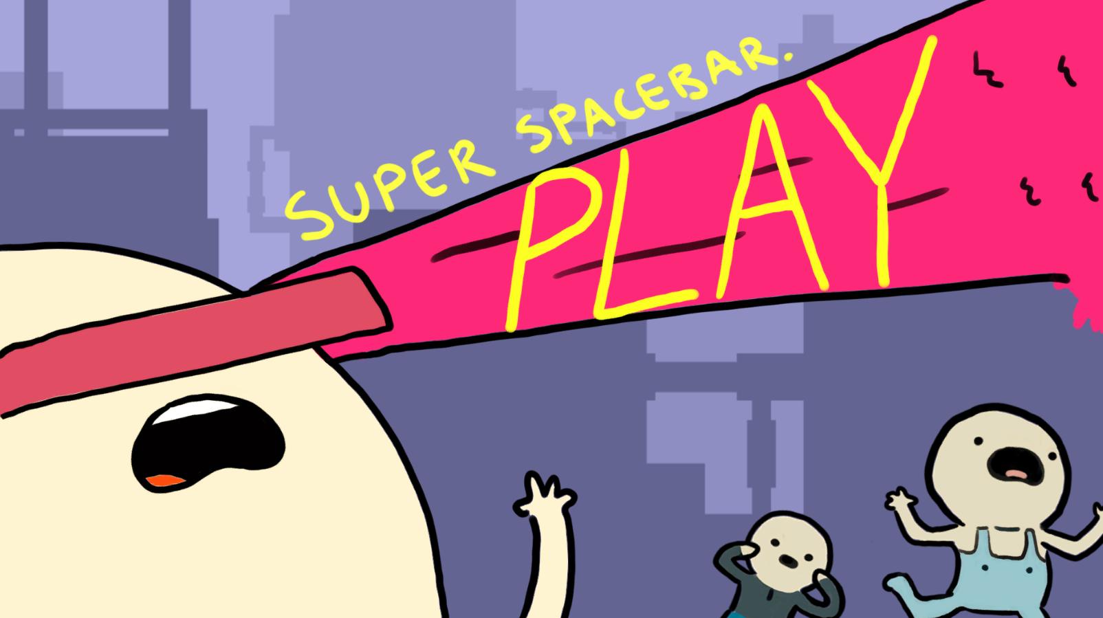 Super Spacebar