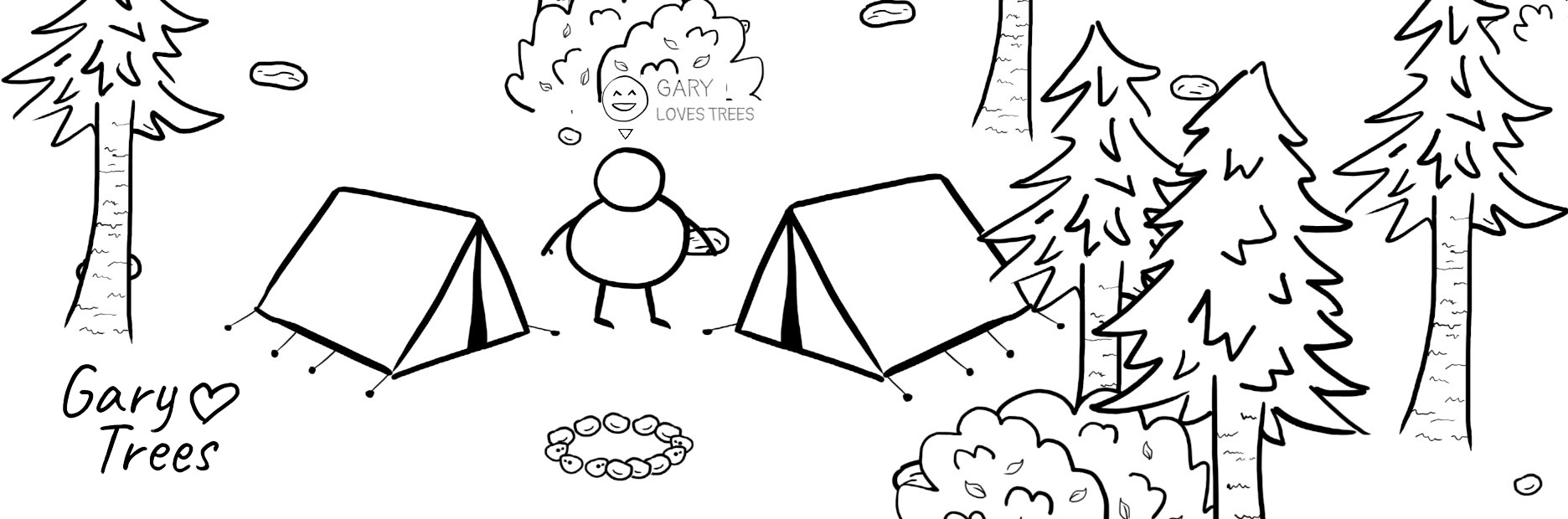 Gary Loves Trees