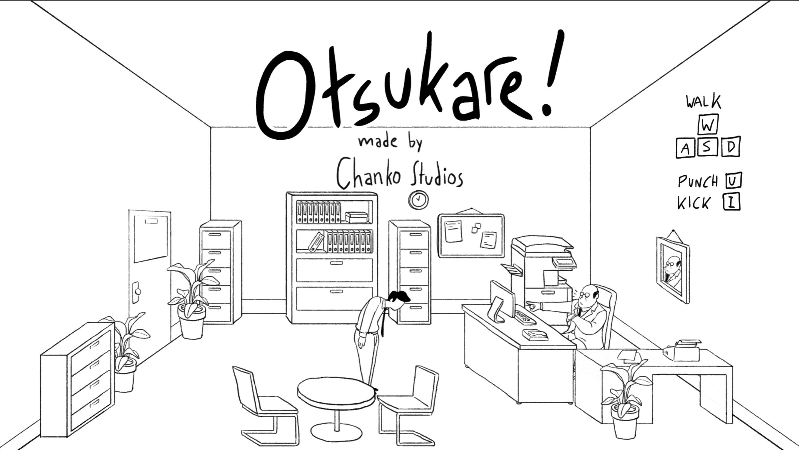 Otsukare!
